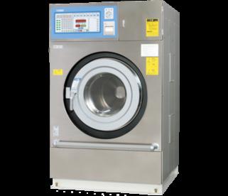 熱水消毒対応洗濯乾燥機