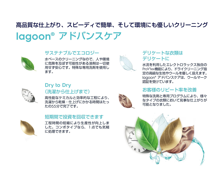 lagoon®アドバンスケア